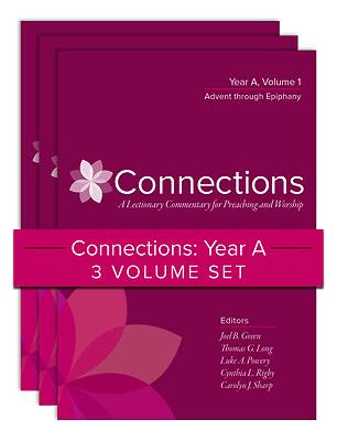 Picture of Connections Year A, Three-Volume Set