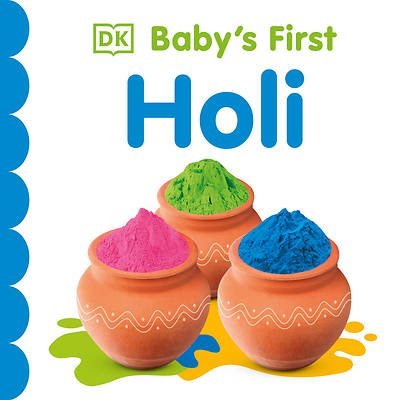 Picture of Baby's First Holi