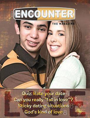 Encounter The Magazine Take Home Papers (pack of 5) Spring 2013