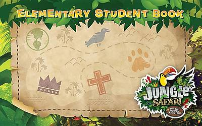 Standard VBS Jungle Safari Elementary Student Book