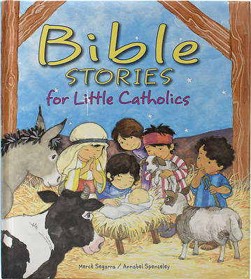 Picture of Bible Stories for Little Catholics