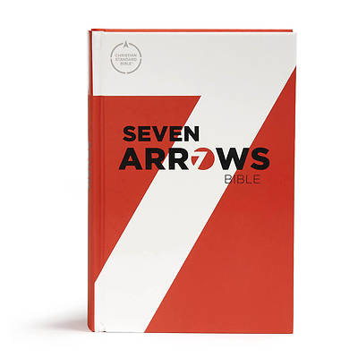 CSB Seven Arrows Bible, Hardcover