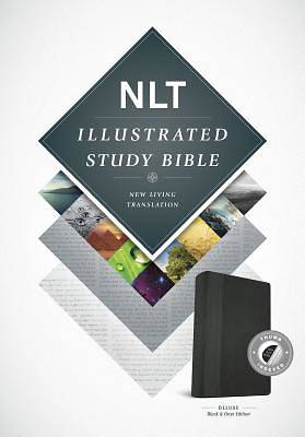Picture of Illustrated Study Bible NLT