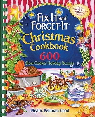 Picture of Fix-It-And-Forget-It Christmas Cookbook