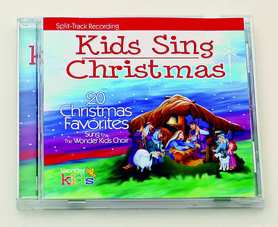 Kids Sing Christmas CD