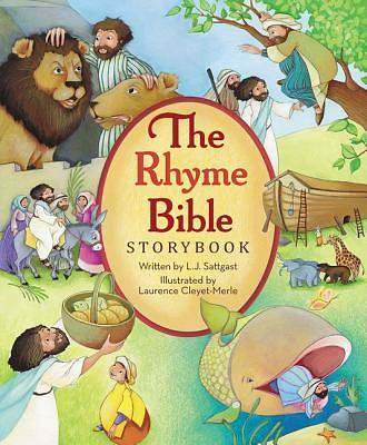 Rhyme Bible Storybook Bible