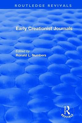 Picture of Early Creationist Journals