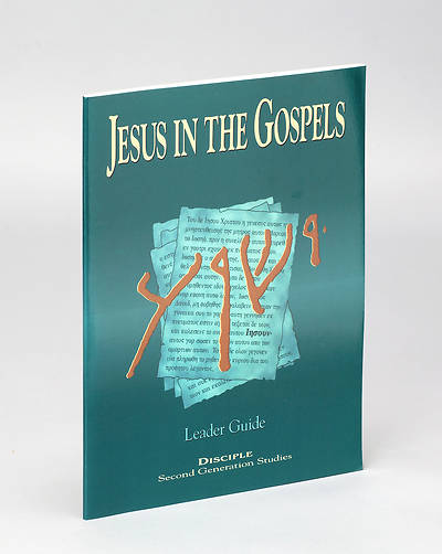 Picture of Jesus in the Gospels: Leader Guide