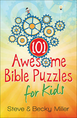 Picture of 101 Awesome Bible Puzzles for Kids