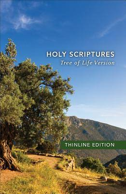Picture of Tlv Thinline Bible, Holy Scriptures, Paperback
