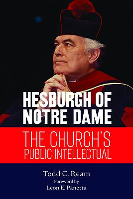 Picture of Hesburgh of Notre Dame