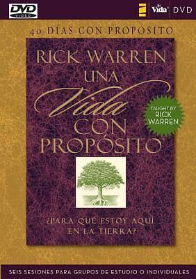 Picture of Una Vida Con Proposito