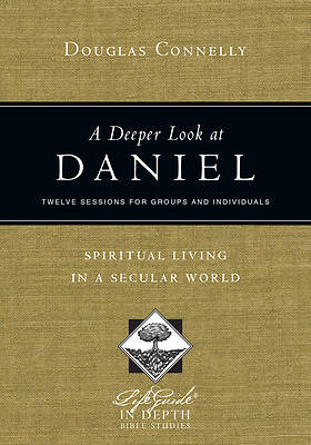 Picture of LifeGuide Bible Study - A Deeper Look at Daniel