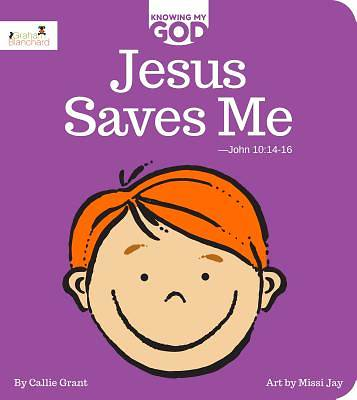 Picture of Jesus Saves Me