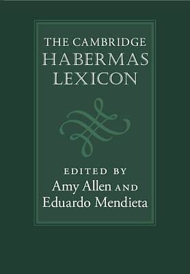 Picture of The Cambridge Habermas Lexicon