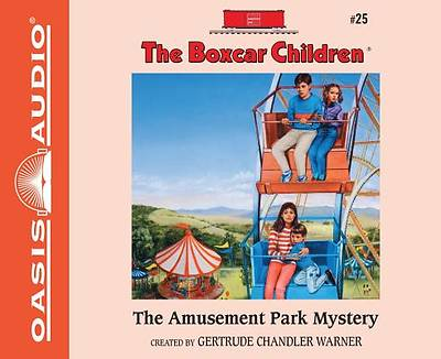 Picture of The Amusement Park Mystery (Library Edition)