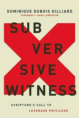 Picture of Subversive Witness