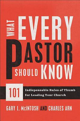 What Every Pastor Should Know [ePub Ebook]