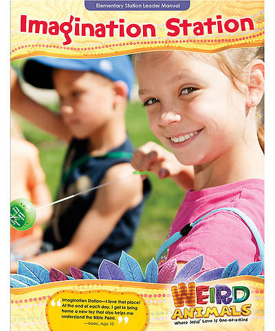 Group VBS 2014 Weird Animals Imagination Station Leader Manual