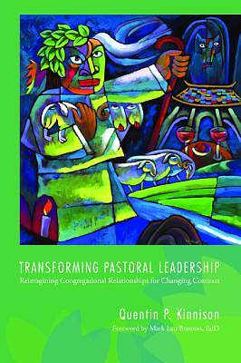 Picture of Transforming Pastoral Leadership
