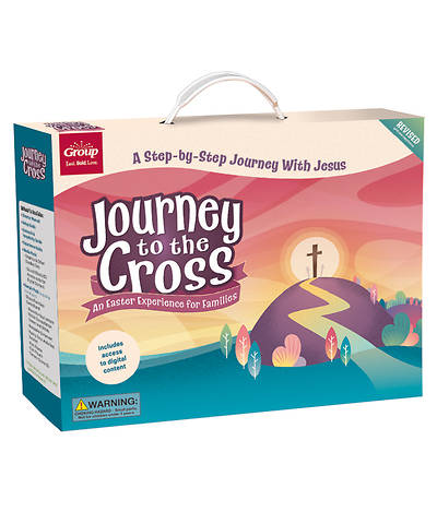 Picture of Journey to the Cross Starter Kit