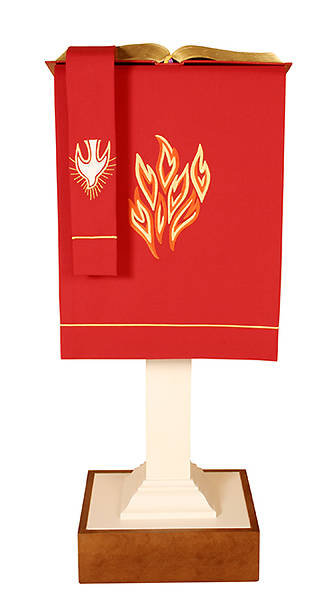 Abbott Hall Vision Series N5549B Pentecost Lectern Scarf