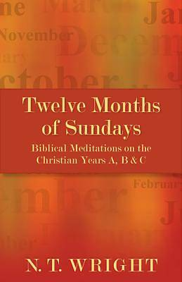 Twelve Months of Sundays [ePub Ebook]
