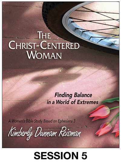 Picture of The Christ-Centered Woman - Women's Bible Study Streaming Video Session 5