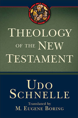 Picture of Theology of the New Testament