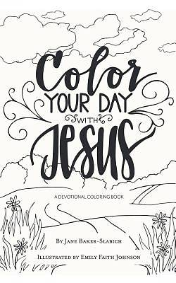 Picture of Color Your Day with Jesus