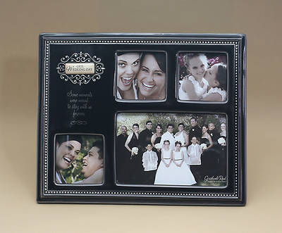 Our Wedding Day Collage Frame