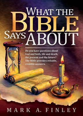 Picture of What the Bible Says about