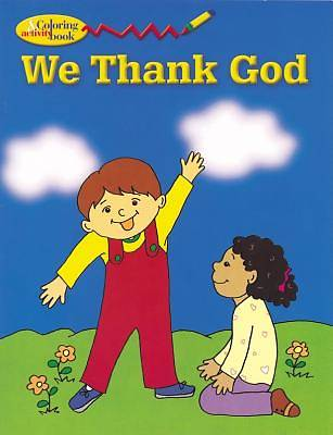 We Thank God Col/ACT Book