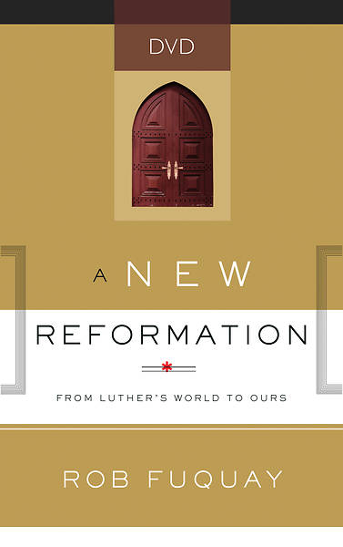 Picture of A New Reformation DVD