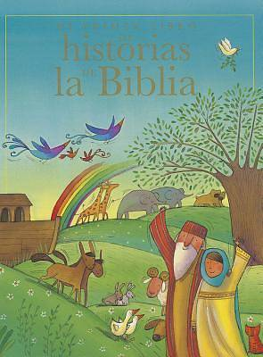 Mi Primer Libro de Historias de La Biblia (My First Book of Bible Stories)