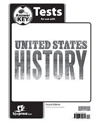 United States Tests Answer Key 4th Edition