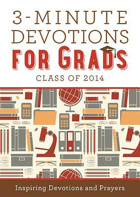 3-Minute Devotions for Grads [ePub Ebook]