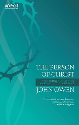 The Person of Christ