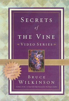 Secrets of the Vine Video Series