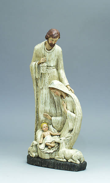 Holy Family Nativity - 18.5""