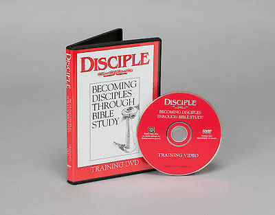 Disciple I Becoming Disciples Through Bible Study: Training DVD