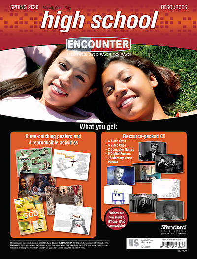 Picture of Encounter High School Resources Spring