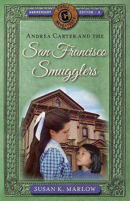 Picture of Andrea Carter and the San Francisco Smugglers