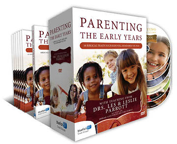 Parenting the Early Years Leaders Guide