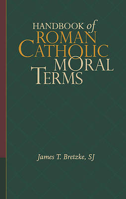 Picture of Handbook of Roman Catholic Moral Terms