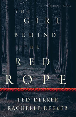 Picture of The Girl Behind the Red Rope