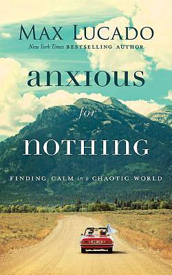 Picture of Anxious for Nothing CD