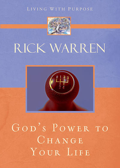 Gods Power to Change Your Life
