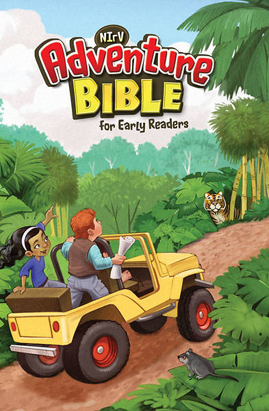 New International Readers Version Adventure Bible for Early Readers