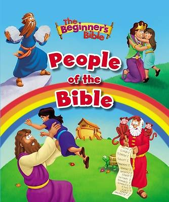 Picture of The Beginner's Bible People of the Bible